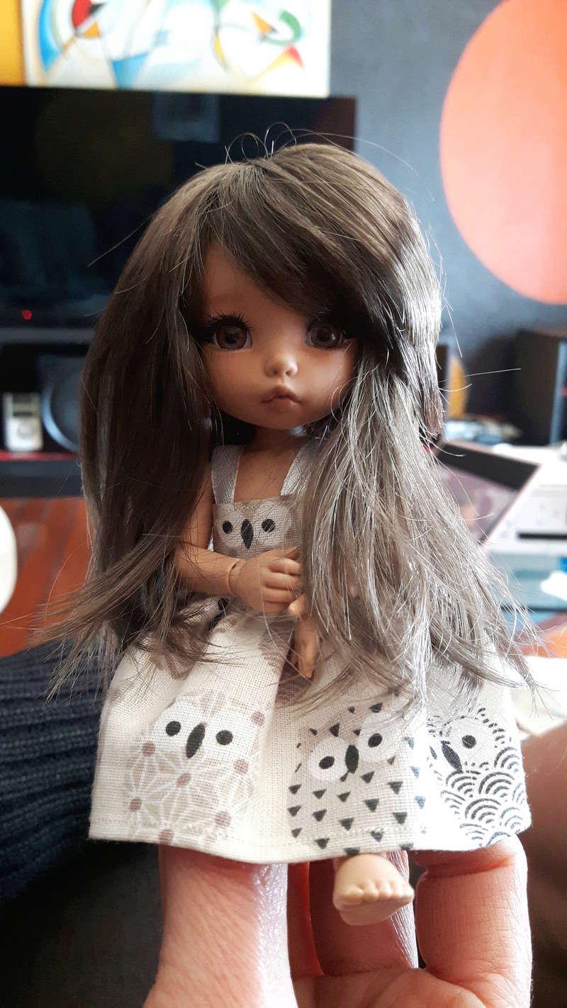 Ma première poupée ! 20180310