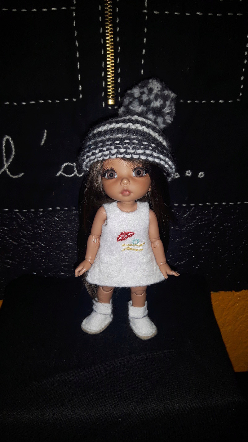 Ma première poupée ! 20180311