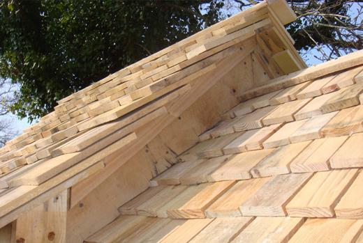 Tejas de madera Techos10