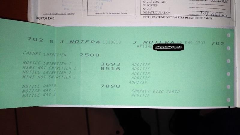 CODE AUTORADIO SCENIC2 Code_a11