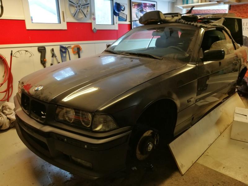 """Pexi: BMW E36 -93 Cabriolet """"amme"""" Img_2043"""