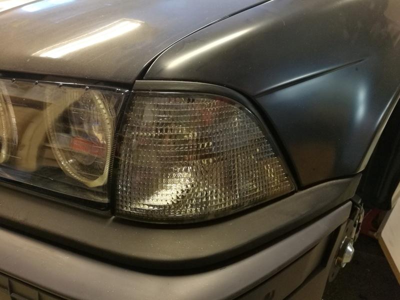 """Pexi: BMW E36 -93 Cabriolet """"amme"""" Img_2044"""