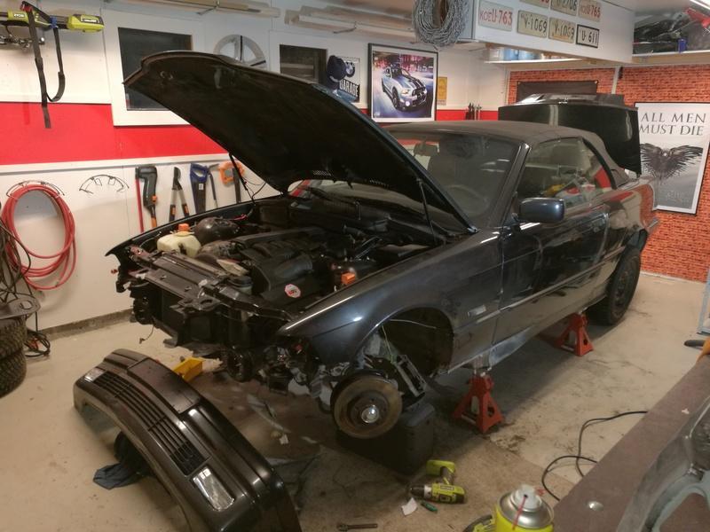 """Pexi: BMW E36 -93 Cabriolet """"amme"""" Img_2045"""