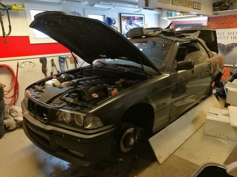 """Pexi: BMW E36 -93 Cabriolet """"amme"""" Img_2047"""