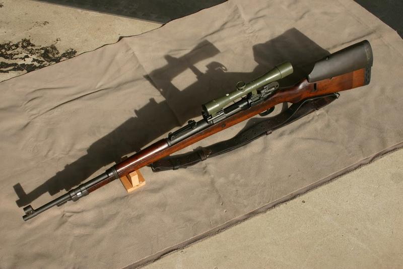 Mauser FN Belgique en calibre 308win Img_5310