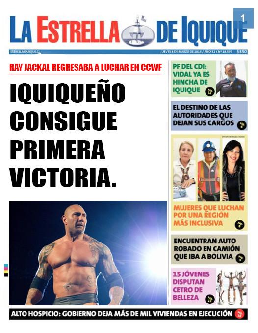 EVOLUTION #01- 07.03.2018 Diario10