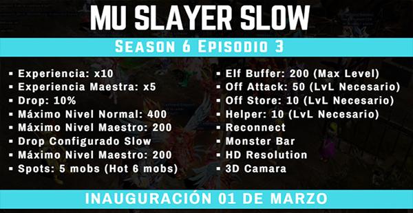 Mu Slayer S6 [x10 / 10%] Dsdsd10
