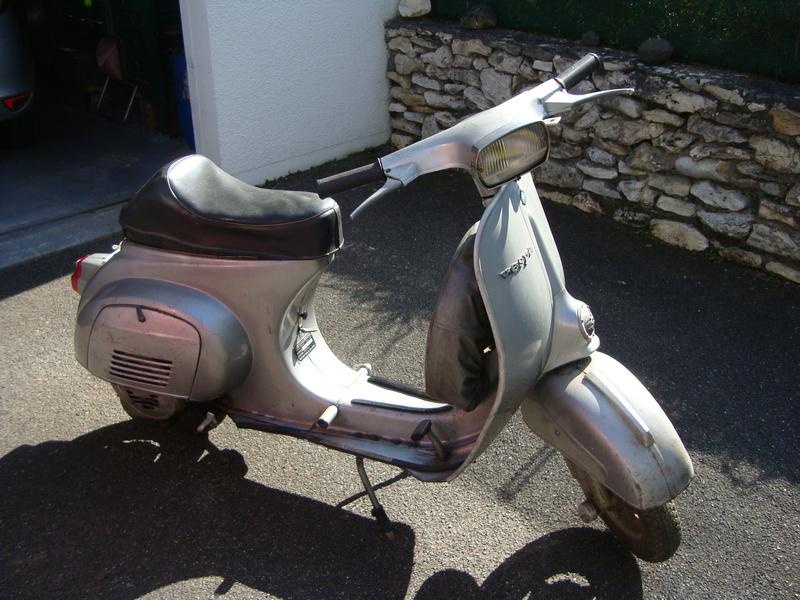 Vespa Piaggio 50 cl 1965 Type V5A Dsc03510