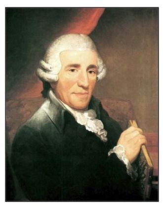 """Papa Haydn"" Papa_h10"