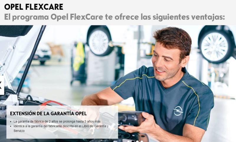 Extensión de Garantía y primera revisión - Página 2 Flexca10