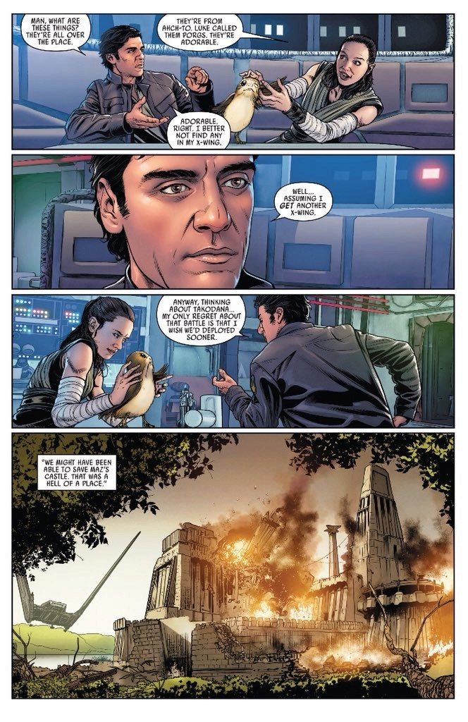 General Discussion: Canon Novels/Comics/Short Stories - Page 7 Img_7114