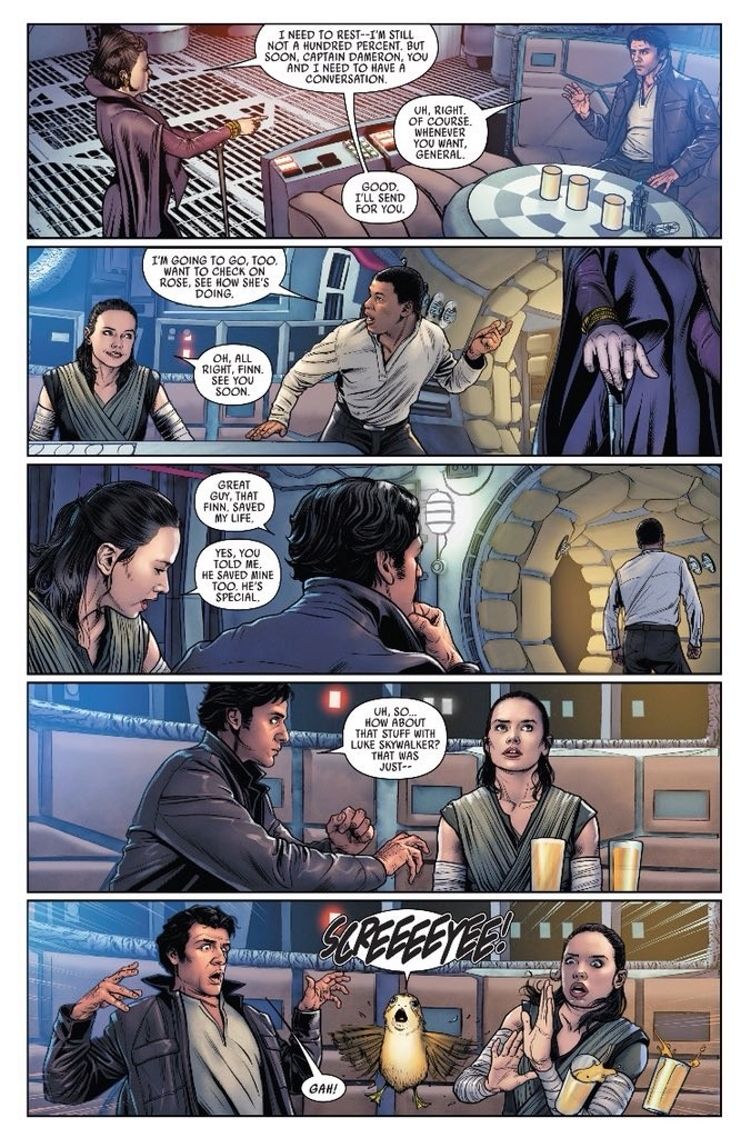 General Discussion: Canon Novels/Comics/Short Stories - Page 7 Img_7115