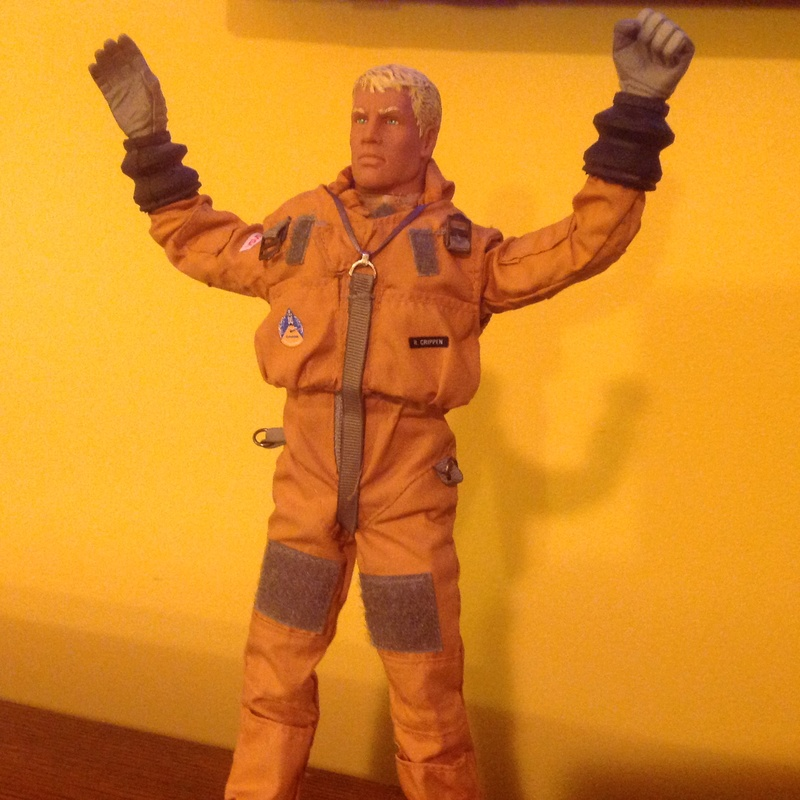 Amazing tip from Razz for all you Astronaut lovers! Img_1114