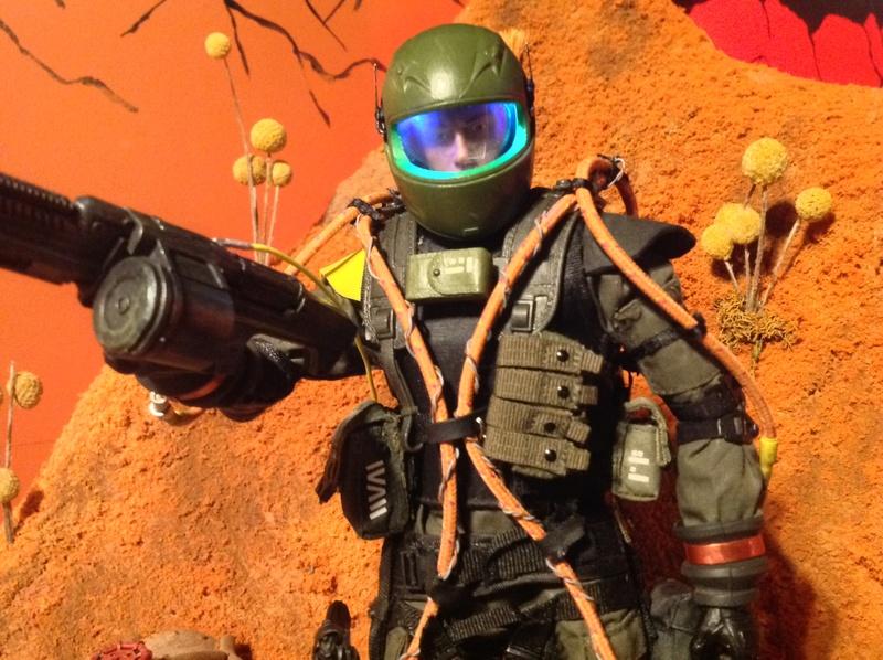 Custom Space Marine, first of 7 Img_5117