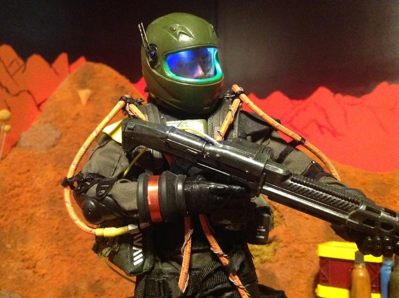 Custom Space Marine, first of 7 Img_5118