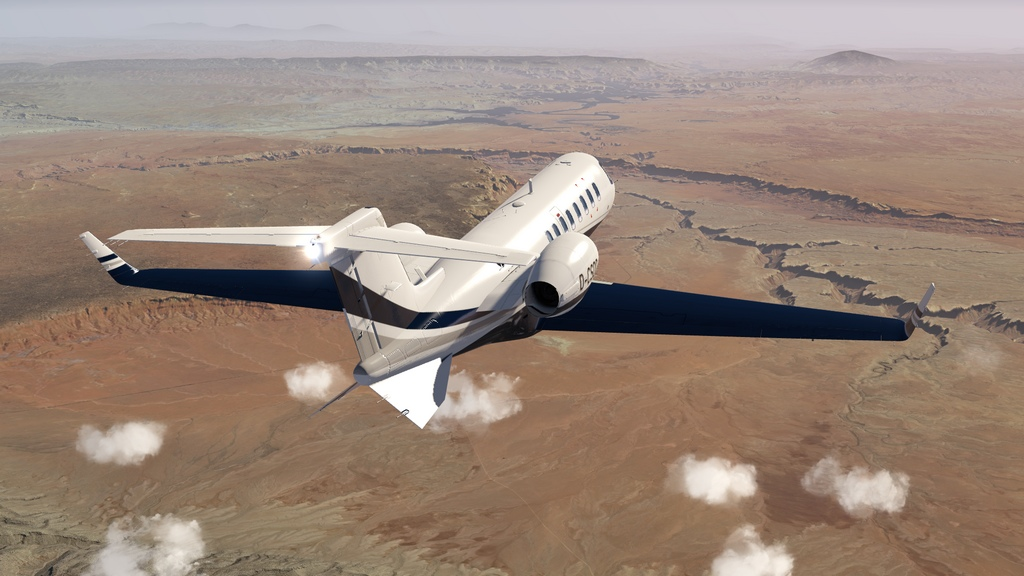 [AeroflyFS2]Los Angeles - Telluride Aerofl12