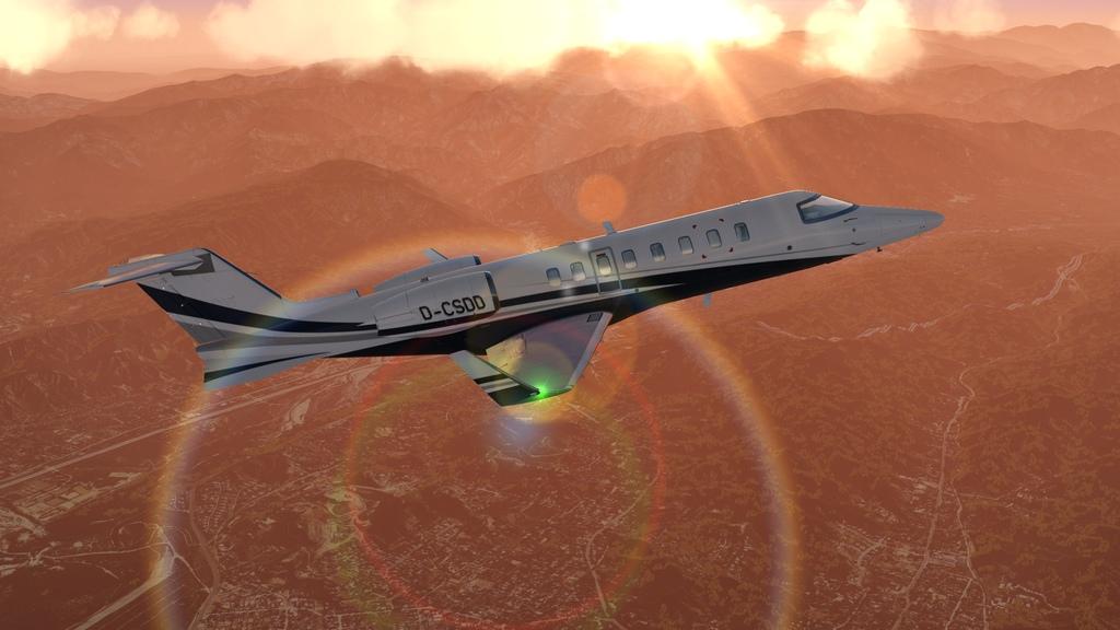 [AeroflyFS2]Los Angeles - Telluride Aerofl15