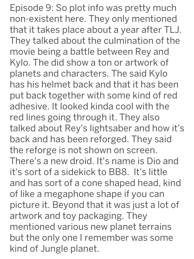 Episode IX CRACK spoiler discussion thread - Page 3 8be2b810