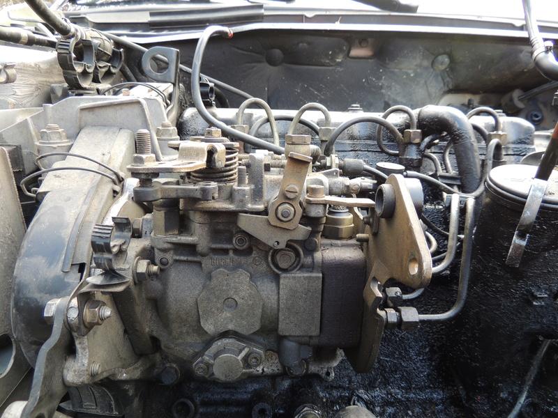 [ CITROEN ZX 1.9 D an 1997 ] Changer pompe injection  Dscn5910