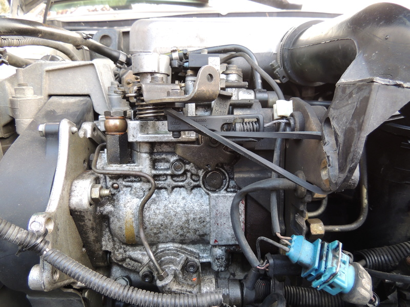[ CITROEN ZX 1.9 D an 1997 ] Changer pompe injection  Dscn5911