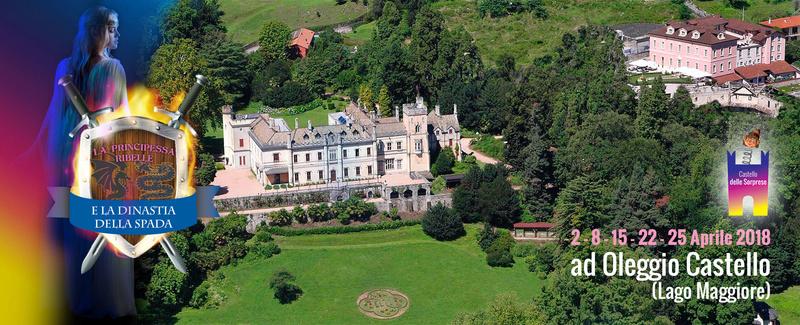 Castello delle Sorprese per la famiglia sul Lago Maggiore dal 2 al 25 aprile Castel10