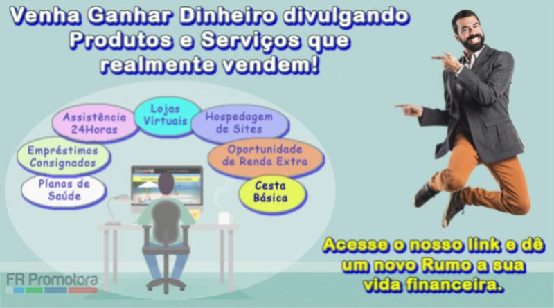 Ganhe dinheiro divulgando na internet  Divulg13