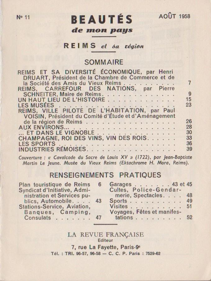 Beautés de mon pays - Reims et sa région 0314