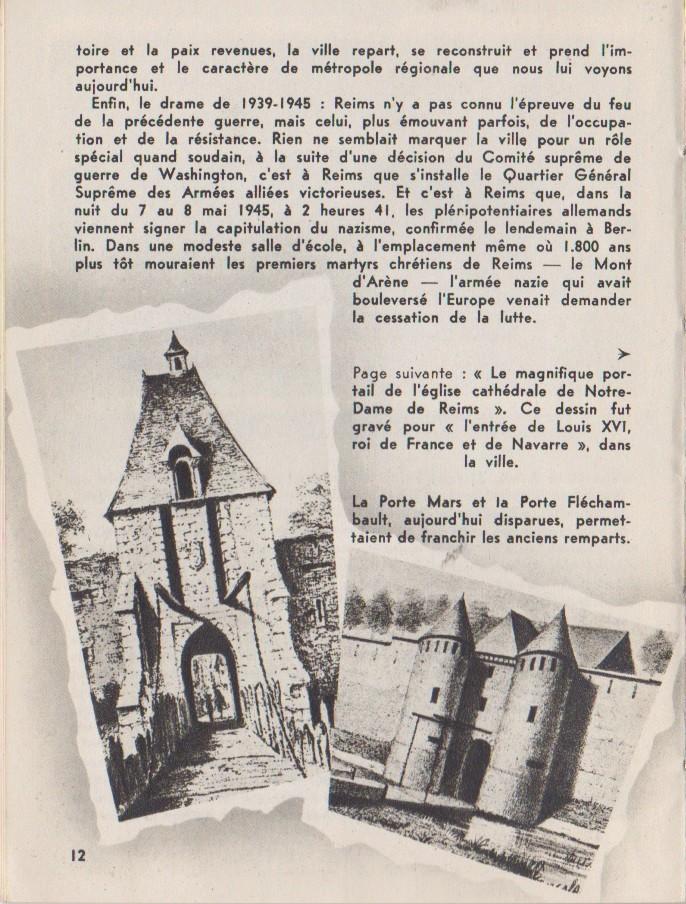 Beautés de mon pays - Reims et sa région 1312