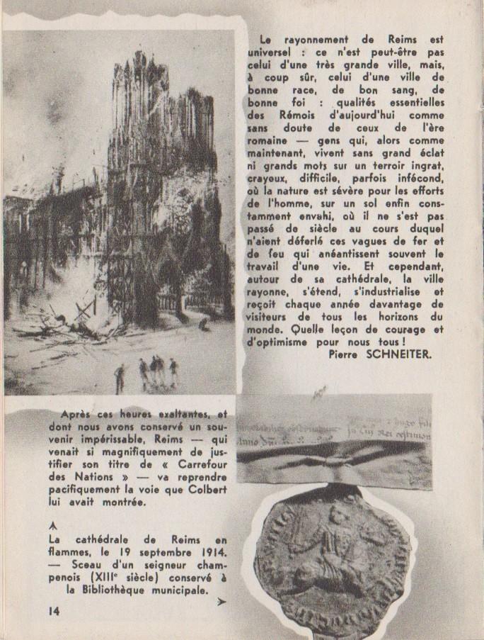 Beautés de mon pays - Reims et sa région 1510