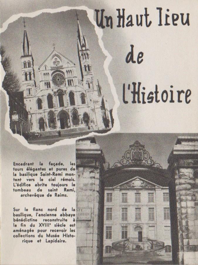 Beautés de mon pays - Reims et sa région 1610