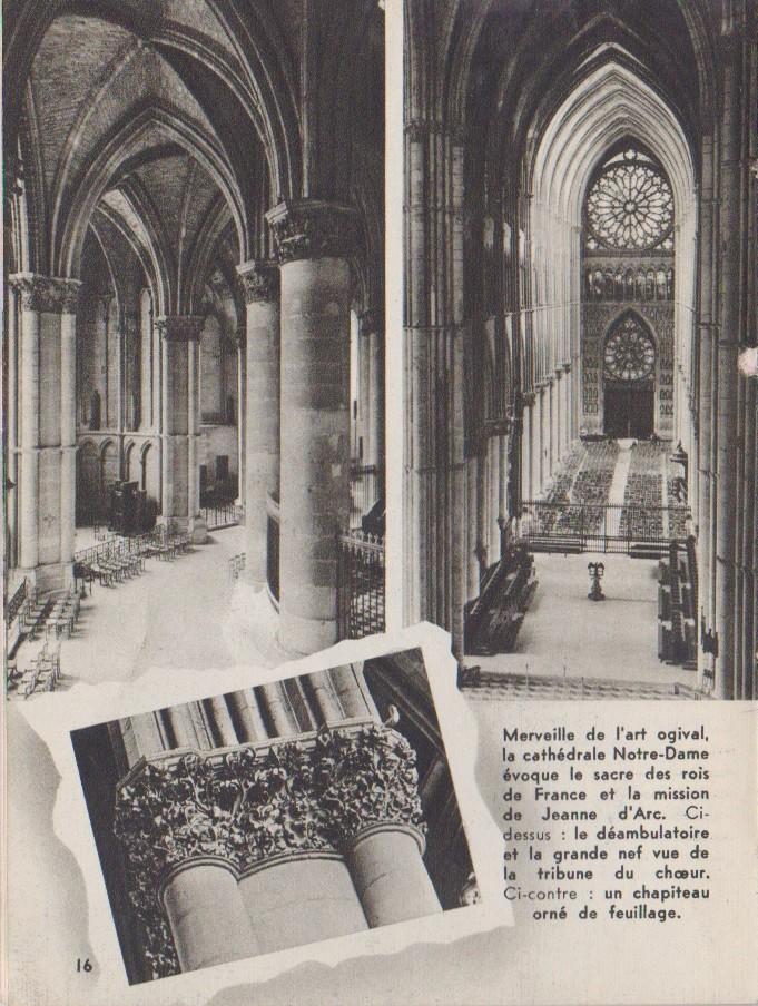 Beautés de mon pays - Reims et sa région 1710