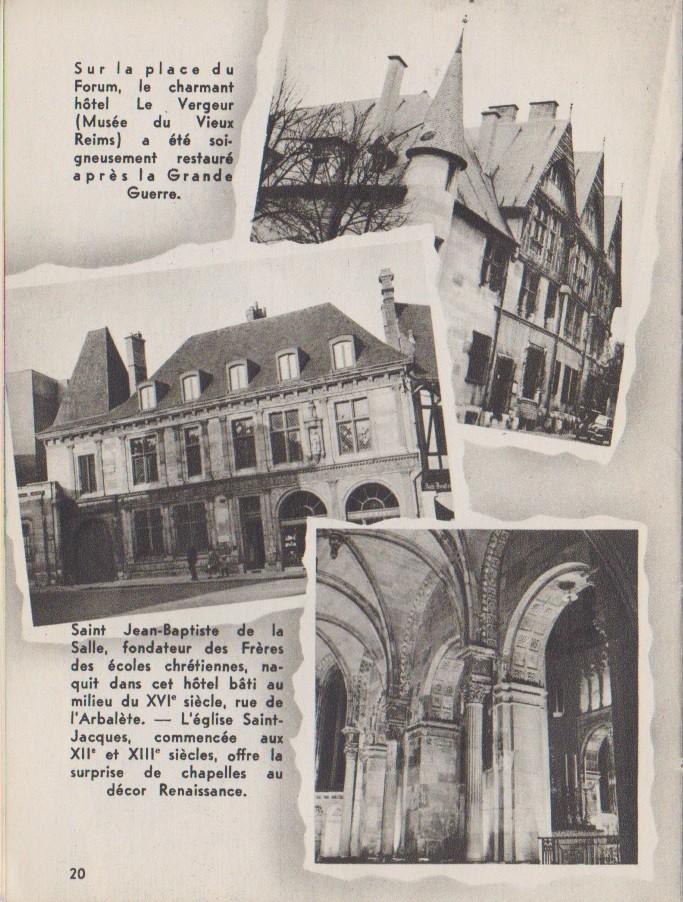 Beautés de mon pays - Reims et sa région 2110