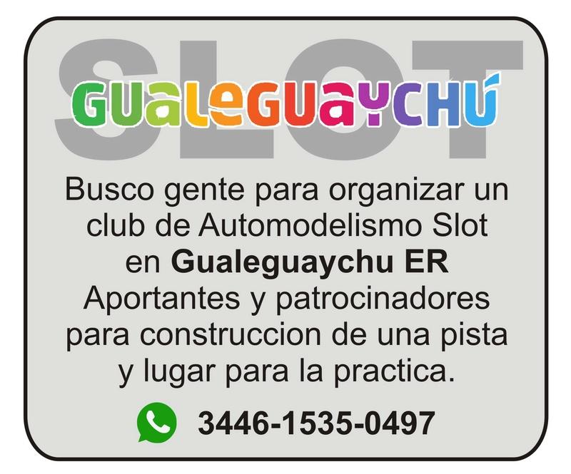 Hola .... Soy Lionel Slot  Gualeg12