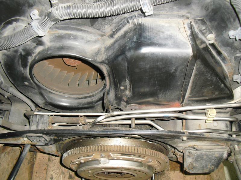 Cambio de alternador en escarabajo mexico inyección S-l16010