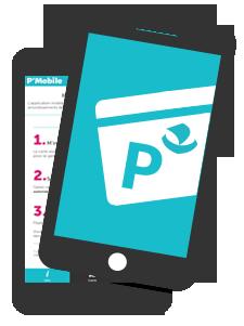 Stationner dans Paris avec P Mobile Logo-p10