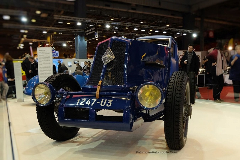 construction cyclecar Renault Renaul10