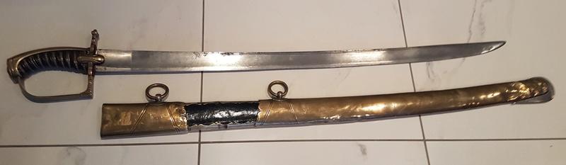 Identification sabre de cavalerie svp 20180210