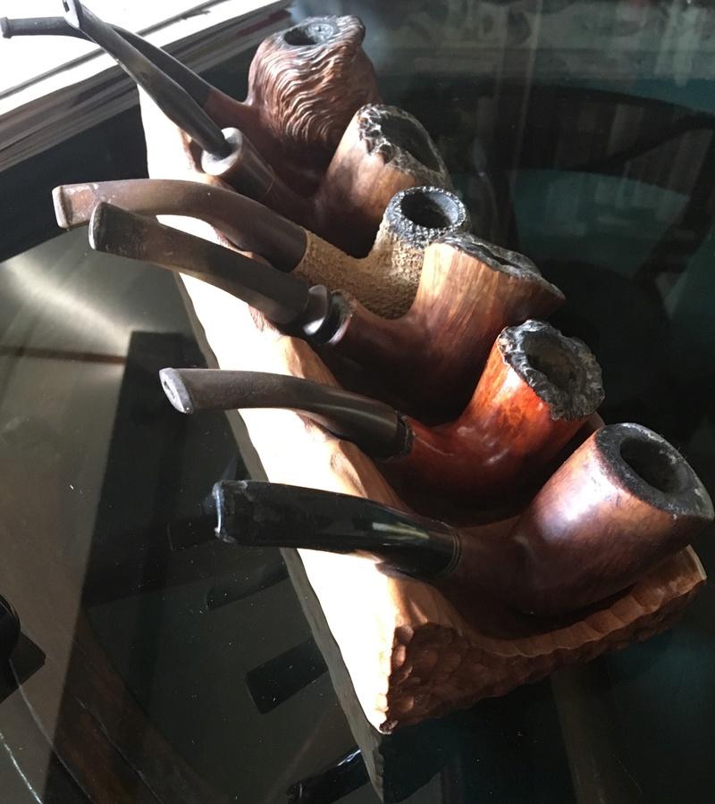 Les pipes de  Moriarty E0c96410