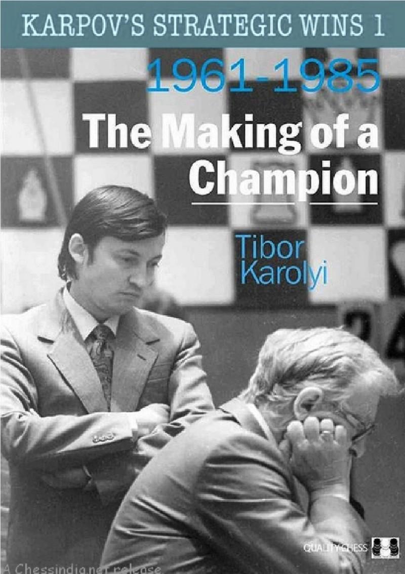 Books on Anatoly Karpov and Books by Anatoly Karpov Karpov14