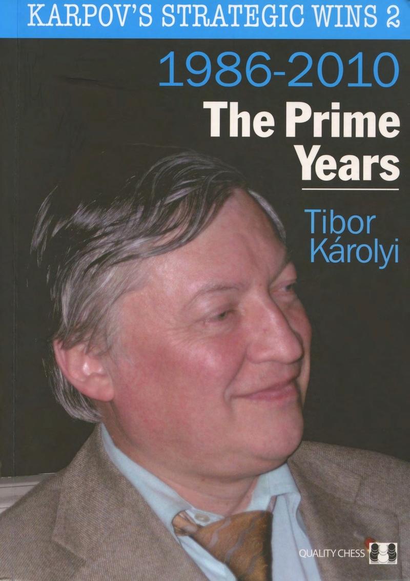 Books on Anatoly Karpov and Books by Anatoly Karpov Karpov15