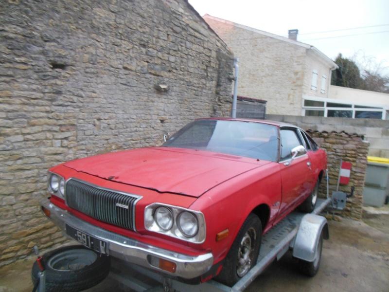 Mazda 121 coupe de 1977 - Page 2 Dscn2911