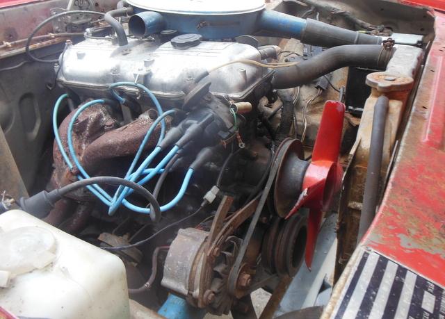Mazda 121 coupe de 1977 - Page 2 Dscn2917