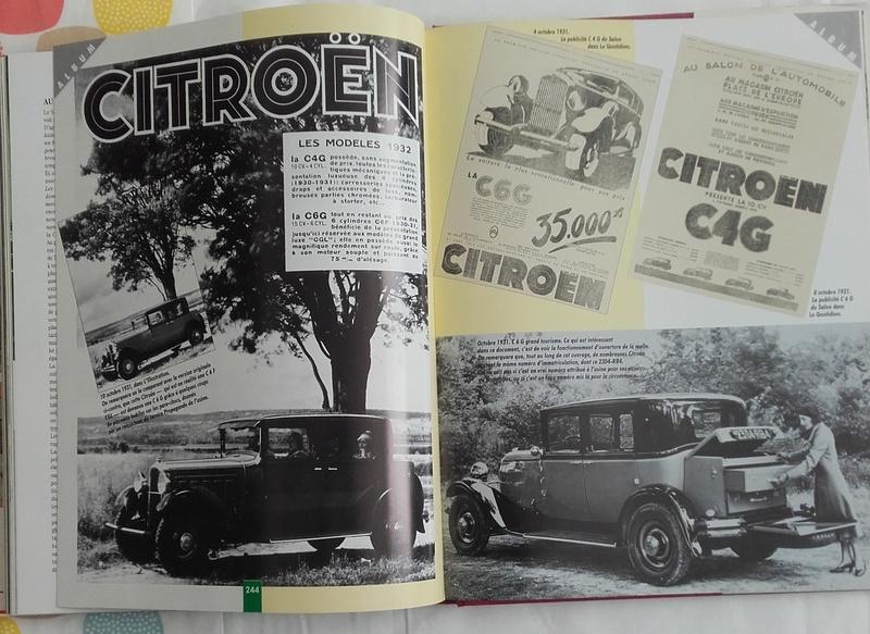 Citroën Les années C4 - C6 par Fabien Sabatès 20180543