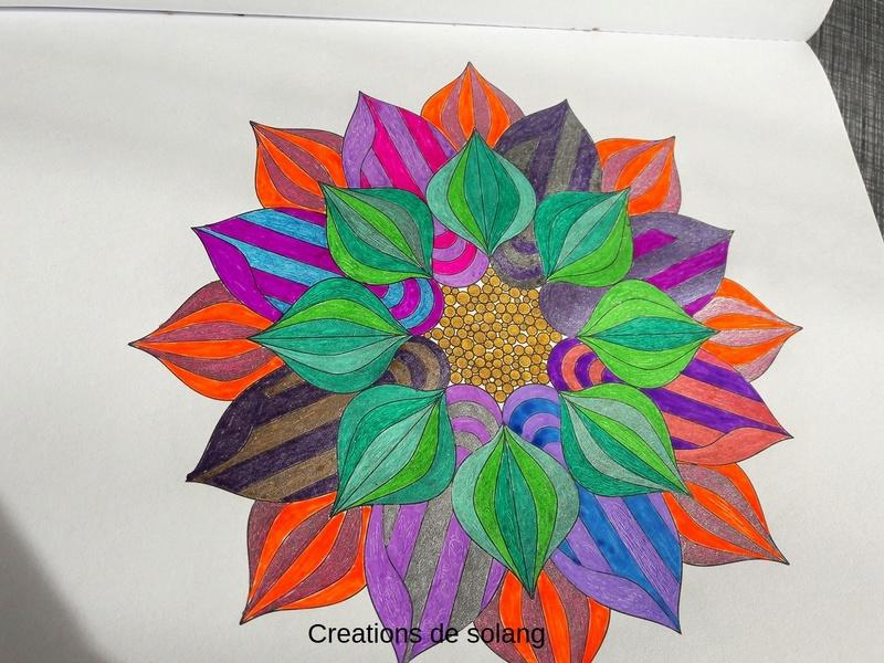 Dessin et coloriage anti-stress 30261910