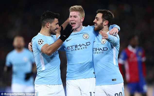 Pep Guardiola warns his Manchester City stars not to lose their heads  04b6ad10