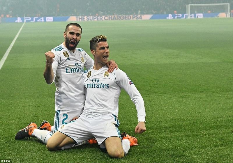 Paris Saint-Germain 1-2 Real Madrid (Agg 2-5):  49f0ad10