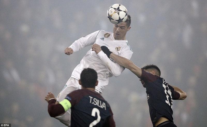 Paris Saint-Germain 1-2 Real Madrid (Agg 2-5):  49f0db10