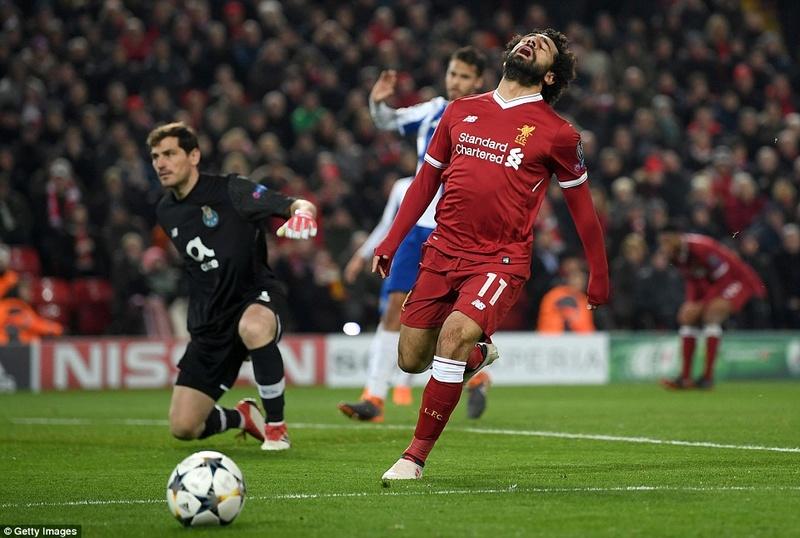 Liverpool 0-0 Porto (Agg: 5-0): 49f1a210