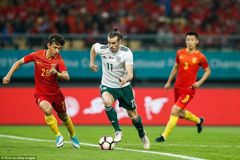 China 0-6 Wales 4a6fa610