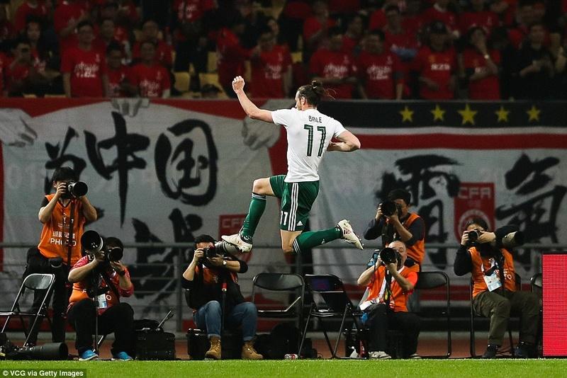 China 0-6 Wales 4a6ff910